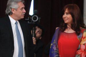 Alberto Fernández y Cristina Kirchner conversaron durante tres horas en la Residencia de Olivos
