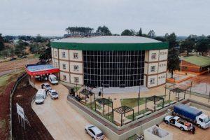 La Provincia inauguró su séptimo Hospital de Alta Complejidad en San Vicente