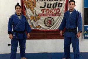 Judo: los Galeano se entrenan en el CePARD