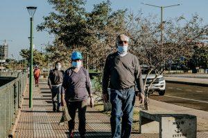 Más 1.100 mayores de 60 años participaron de las caminatas recreativas