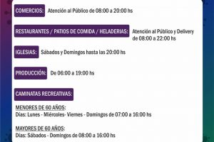 Campo Grande amplía horario para actividades comerciales