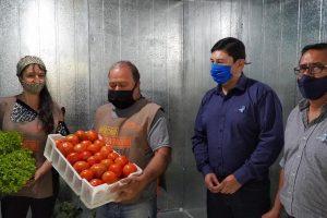 Inauguran la Cámara de Frío Frutihortícula en el Mercado Concentrador Zonal de Oberá