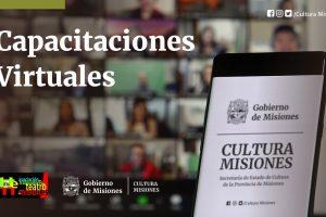 Cultura lanza ciclo de talleres virtuales