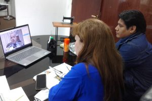 Segunda reunión interinstitucional de organismos integrados