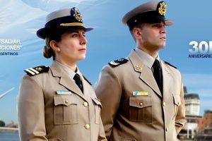 La Prefectura Naval Argentina celebra sus 210 años