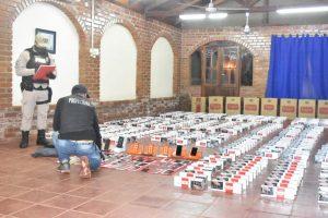 Contrabando en cuarentena: electrónica y cigarrillos pelean mercado a las drogas