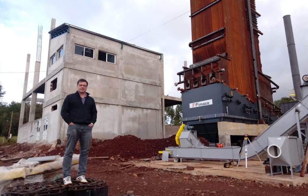 El empresario santafesino que se enamoró de Misiones y apuesta contra viento y marea a la energía renovable