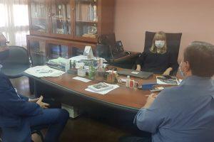 La CEM se reunió con la rectora de la UNaM y avanzan en acciones conjuntas