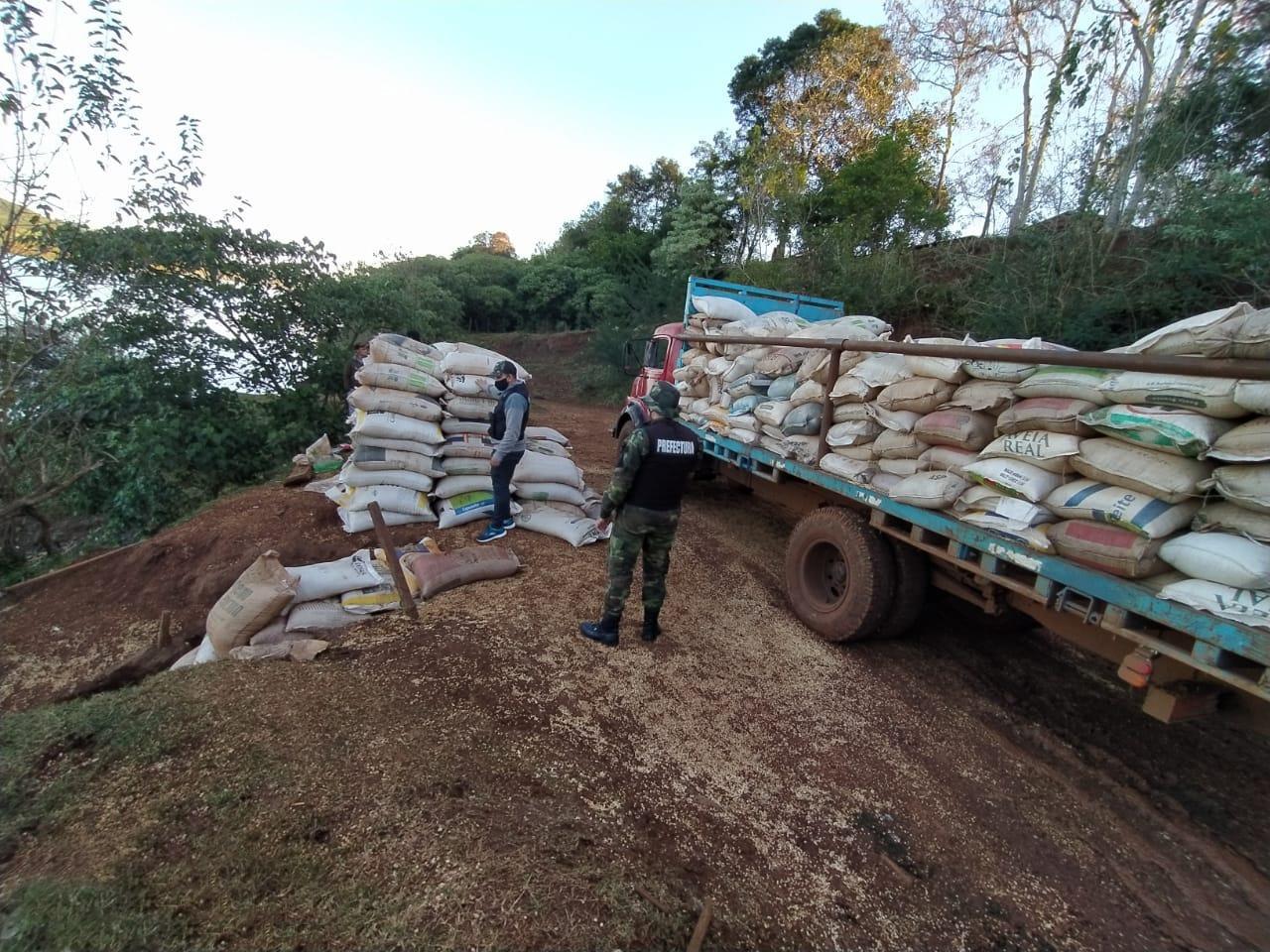 La soja viaja de contrabando a Brasil en busca de mejores precios