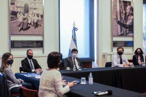 El Gobierno definió la readecuación de las medidas de asistencia Económica y Productiva