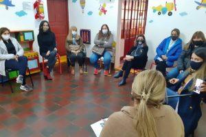 Coronavirus: el gobierno provincial analiza soluciones para jardines maternales