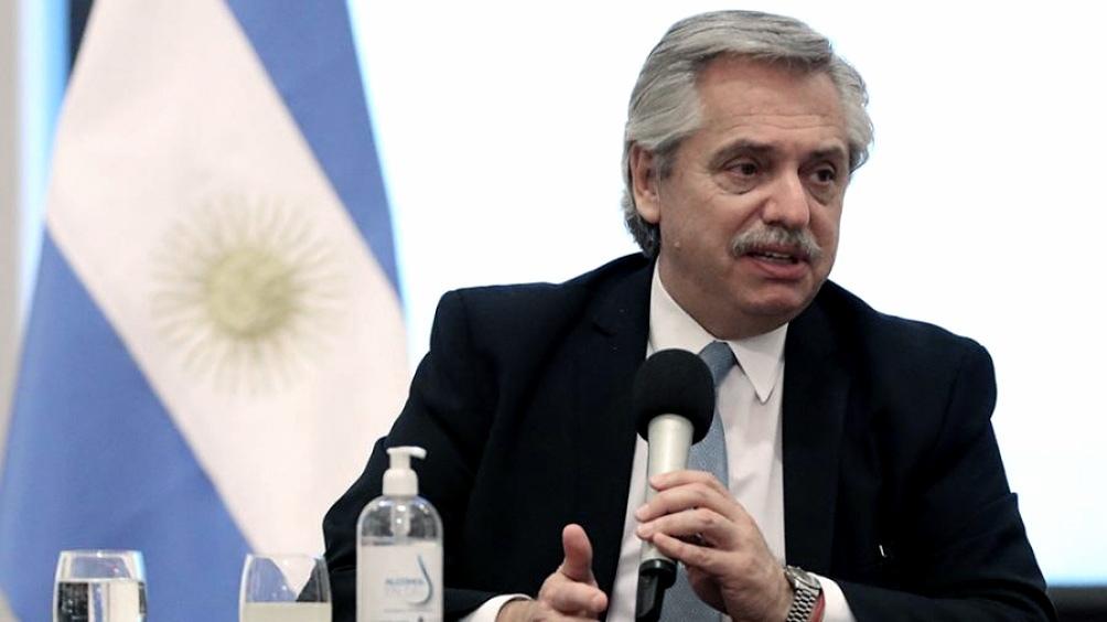 """Fernández: """"Si el juez dice que no, estamos obligados a seguir con la expropiación"""""""