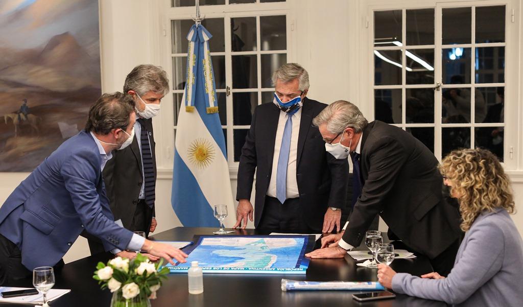 El Presidente enviará tres proyectos de ley para darle status de política de Estado al reclamo argentino de soberanía sobre las Malvinas
