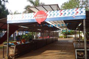 Posadas habilita el Paseo Bosetti para vendedores ambulantes y artesanos