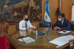 Guzmán y Capitanich firmaron un nuevo acuerdo del Fondo Fiduciario para el Desarrollo Provincial