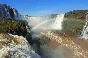 Las Cataratas brasileñas habilitaron cupos de 350 personas por hora