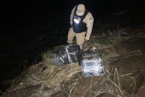 Prefectura incautó un cargamento de celulares en Misiones