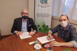 El Parque Industrial y de la Innovación firma convenio con la CEM