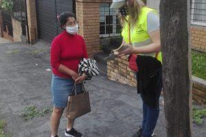 Separación de Residuos: agentes ambientales recorren Posadas concientizando a los vecinos