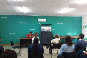 Cooperativa Agroindustrial se conformó a través de una videoconferencia