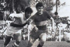 Un partido de Guaraní contra Boca Juniors, el origen del día del futbolista misionero
