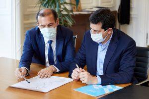 El Gobierno firmó acuerdo del Fondo Fiduciario para el Desarrollo Provincial de Neuquén