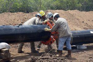 Brasil manifestó estar dispuesto a crear condiciones para abastecerse del gas de Vaca Muerta
