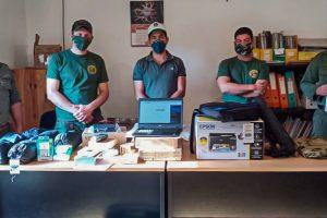 Vida Silvestre entregó equipamiento a guardaparques de Misiones