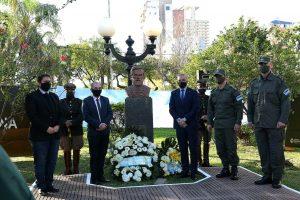 Homenaje al General Güemes en Posadas