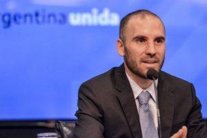 Guzmán anunció que la aceptación al canje bajo ley local fue del 98,8%