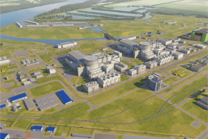 La central nuclear de Bielorrusia tiene lista la primera unidad para su puesta en marcha