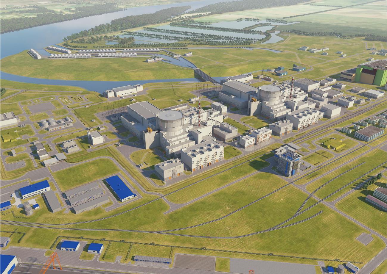 En Hungría se construirán 2 reactores nucleares de generación III