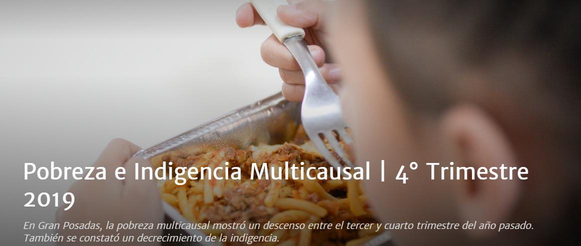 En el último año de Macri la pobreza creció en Misiones al 35,9%