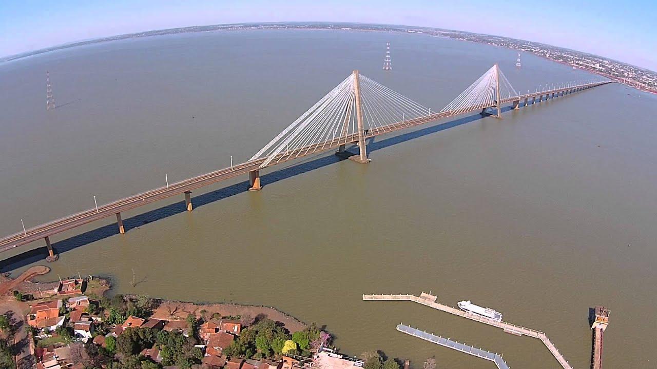 Solicitan que los puentes Roque González y Tancredo Neves sean patrimonio cultural del Mercosur