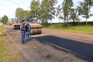 Avanza la reparación de la Ruta Provincial Nº1