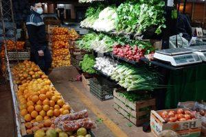 Ferias Francas: presentan nuevo stand para exhibir productos hortícolas