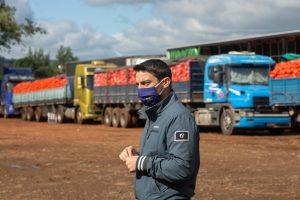 """La frontera del coronavirus: """"Si por mi fuera cierro el puerto"""", dijo el intendente de San Javier"""