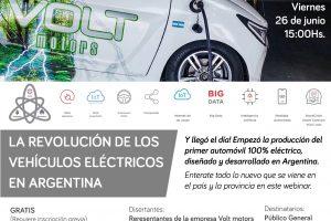 """¿Autos eléctricos """"made in Misiones"""" en el Parque Industrial?"""