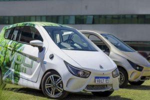 Presentaron los prototipos de autos eléctricos que se fabricarían en Misiones