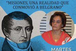 La Legislatura realizará un ciclo de videoconferencias sobre Manuel Belgrano