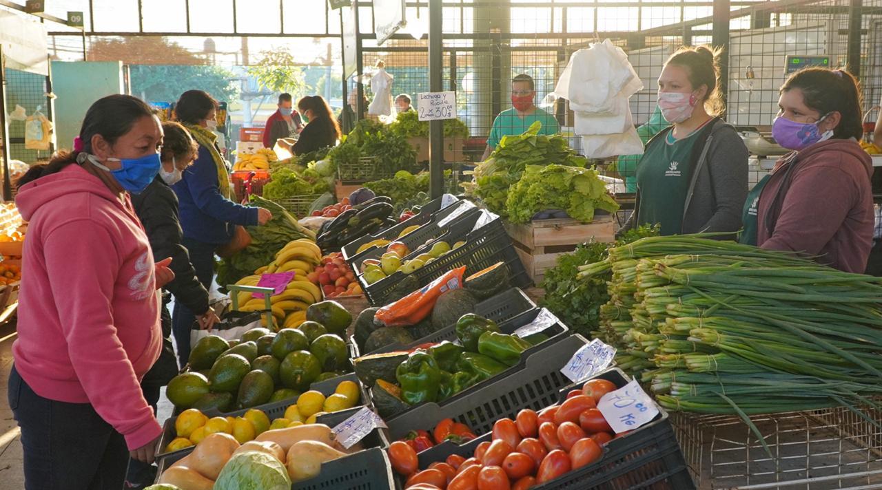 El Mercado Concentrador se suma al 9 de Julio con renovadas ofertas para la mesa familiar