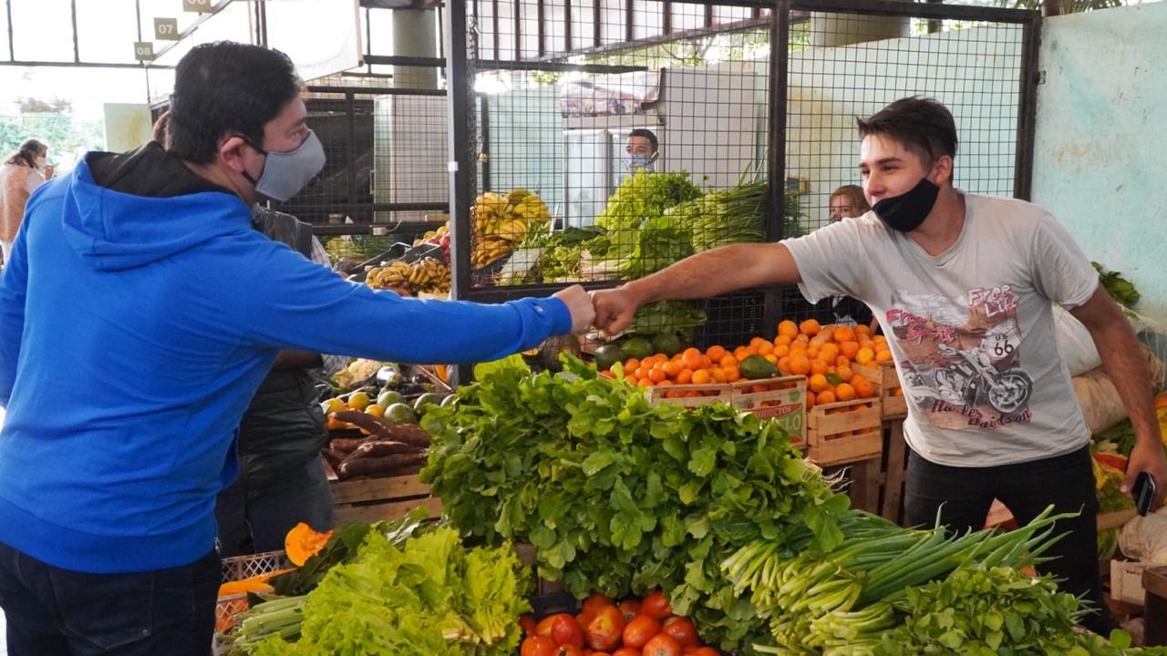 La provisión de alimentos sigue generando una alta demanda en los Mercados Concentradores de Posadas y Oberá.