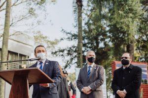 El Gobernador resaltó el esfuerzo del pueblo misionero que hoy escribe parte de su historia