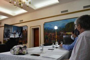 Convenio con ENOHSA permitirá importantes obras en nueve municipios misioneros