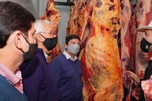 IFAI junto a intendentes de zona Norte recorren las chacras visitando a productores