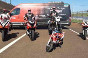 El Rosamonte Racing Team aceleró en Posadas