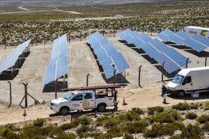 Energía renovable: Un parque solar en Jujuy empieza a generar