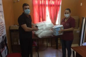 Salud Pública entregó hoy elementos de protección a 5 hospitales misioneros