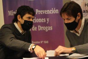 El IPLyC y Ministerio de Prevención de Adicciones trabajarán de manera coordinada en capacitación y prevención de adicciones conductuales
