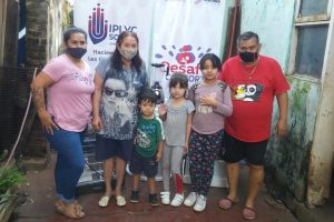 Ama de casa recibió el premio de Iplyc Confort
